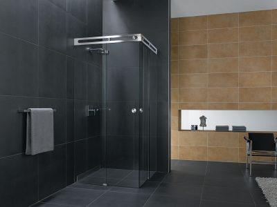 Luxeschuifdeur voor een douche